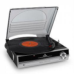 Auna Gramofon s integrovanými reproduktory ™ TBA-298