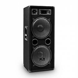 Auna Pro PW-2222, PA DJ třípásmový reproduktor 2 x 30cm 1000W