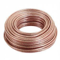 Auna reproduktorový kabel, 25 m, 2 x 2,5 mm2