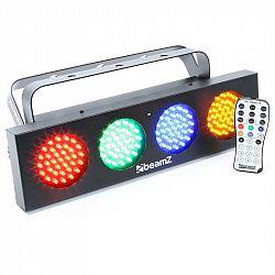 Beamz DJ Bank, 140 RGBA LED diod