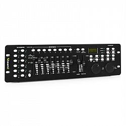 Beamz DMX 240 Controller, 240 kanálů, MIDI