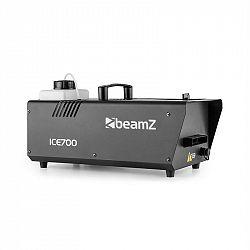 Beamz ICE700, černý, mlhovač na led, podlahový mlhovač, 700 W, 1200 ml nádrž