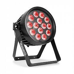 Beamz Professional, BWA 510 Aluminium IP65 LED Par, LED reflektor, 14x 15W 4 v 1 LED dioda, RGBW, černý