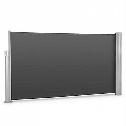 Blumfeldt Bari 316, boční markýza, boční roleta, 300 x 160 cm, hliník, antracitová