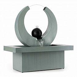 Blumfeldt Eterna, zahradní fontána, vnitřní/vnější prostředí, 12 W čerpadlo, 10 m kabel, pozinkovaná