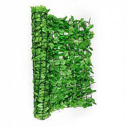 Blumfeldt Fency Bright Ivy, plot na ochranu před pozorováním, ochrana před větrem, 300 x 150 cm, břečťan, světle zelený