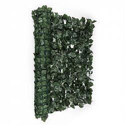 Blumfeldt Fency Dark Ivy, plot na ochranu před pozorováním, ochrana před větrem, 300 x 100 cm, břečťan, tmavě zelený