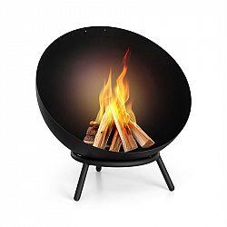 Blumfeldt Fireball, sklopné ocelové ohniště, do zahrady nebo na terasu, Ø 60 m