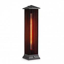Blumfeldt Heat Tower, infračervený ohřívač, 1500W, topné těleso z karbonu, IP55