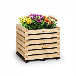 Blumfeldt Modu Grow 50, vyvýšený záhon, 50 x 45 x 50 cm, borovicové dřevo, borovice