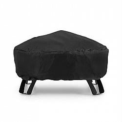 Blumfeldt Oreos, kryt na ochranu před povětrnostními vlivy, nylon 600D, nepromokavý, černý