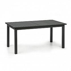 Blumfeldt Toledo, zahradní stůl, 213x90cm, rozkládací, hliník, antracitový