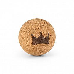 BoarderKING Ballance Bullet, korkový míč k balančním deskám, fasciální míček, masážní míček, fitness míček