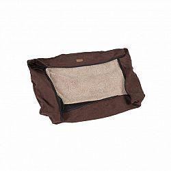 Brunolie Bruno, pelech pro psa, náhradní potah, možnost praní, protiskluzový, prodyšný, velikost L (100 × 17 × 70 cm)