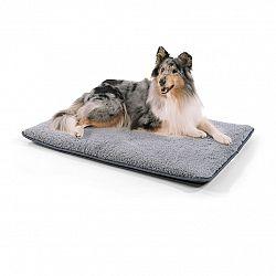 Brunolie Finn, pelíšek pro psa, podložka pro psa, možnost praní, protiskluzový, prodyšný, polyester/plsť, velikost M (100 × 5 × 70 cm)