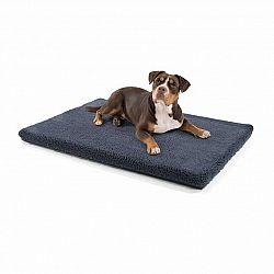 Brunolie Luna, pelíšek pro psa, psí podložka, pratelný, ortopedický, protiskluzový, prodyšný, paměťová pěna, velikost L (100 x 5 x 70 cm)