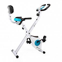 Capital Sports Azura M3, domácí cyklotrenažér, opěrka zad, boční držadla, sklápěcí, 100 kg