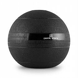 Capital Sports Groundcracker, černý, 18 kg, slamball, guma