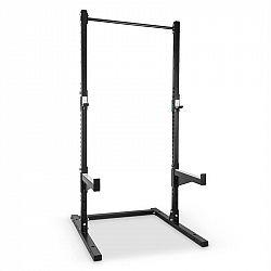Capital Sports Rackster Half Rack, 250 kg, stojan na posilování se single tyčí, potažený práškovou barvou