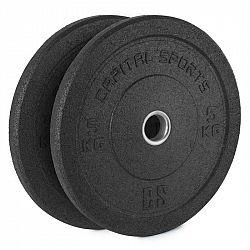 Capital Sports Reni, hi temp gumový kotouč, 50,4 mm, hliníkové jádro, guma, 2x 5 kg
