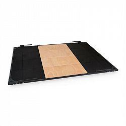 Capital Sports Smashboard, vzpěračská plošina, černá, 2x 2,5 m, ocel, meranti překližka