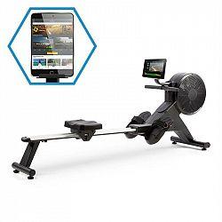 Capital Sports Stream M2, magnetický veslařský trenažér, LCD display, 16 úrovní, hliník