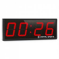 Capital Sports Timer 4, sportovní digitální hodiny se stopkami a 4 číslicemi