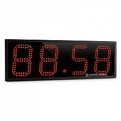 Capital Sports Timeter, sportovní digitální hodiny, časovač, 4 číslice, signální tón