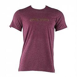 Capital Sports tréninkové triko pro muže, kaštanová, velikost S