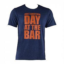 Capital Sports velikost L, modré, tréninkové tričko, pánské