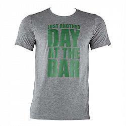 Capital Sports velikost L, šedé, tréninkové tričko, pánské