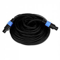 Electronic-Star 25-metrový PA kabel - 2x 1,5 mm2, zpevněné koncovky