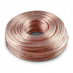 Electronic-Star 50 m reproduktorového kabelu, 2 x 1,5 mm2