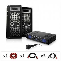 "Electronic-Star DJ PA set ""DJ-25"