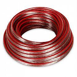 Electronic-Star Reproduktorový kabel 2 x 1,5 mm2, průhledný, 10m / + Kz