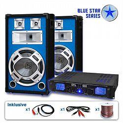 Electronic-Star Reproduktorový set Blue Star Series