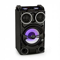 Fenton LIVE102 Party Station 300W USB- / BT-Mediaplayer RGB-LED dálkový ovladač