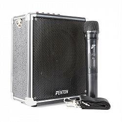 """Fenton ST040, přenosný zesilovač, 40W, akumulátor, bluetooth, USB, 6,5"""", subwoofer"""