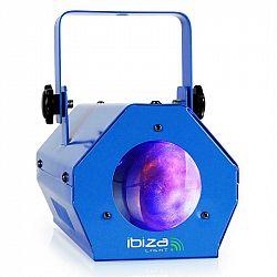 Ibiza LCM003LED, moonflower, RGBW, ovládání hudbou