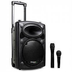 Ibiza Port8VHF-BT, mobilní PA-box s kolečky, baterie,USB, Bluetooth, 200W RMS