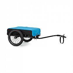 KLARFIT Companion, nákladní přívěs, 40kg/50l, přívěs na kolo, ruční vozík, černý