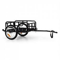 KLARFIT OX, nákladní přívěs, 40 kg/65 l, přívěs za kolo, 16