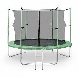 KLARFIT Rocketstart XXL, 305 cm trampolína, zelená