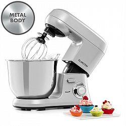 Klarstein Bella Robusta Metal, kuchyňský robot, 1200 W, 6 úrovní výkonu, 5,5 l, šedý