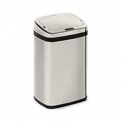 Klarstein Cleansmann 30, koš na odpadky, senzor, 30 litrů, na odpadkové pytle, ABS, pochromovaný