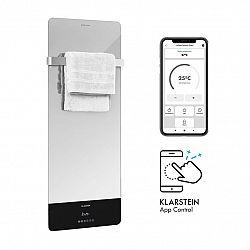 Klarstein Hot Spot Crystal Reflect Smart, infračervený ohřívač, 850 W, aplikace, časovač, zrcadlo
