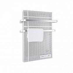 Klarstein Hot Spot Wave, infrapanel, topný panel, 51 x 80 cm, 20 m², 1000 W, plynule regulovatelný výkon, IP24, hliník