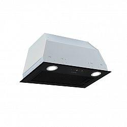 Klarstein Paolo, digestoř, vestavěná, 52,5 cm, odsávání vzduchu: 600 m³ / h, LED, černá