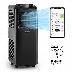 Klarstein Pure Blizzard Smart 9k, mobilní klimatizace, 9000 BTU/2,6 kW, energetická třída A, dálkový ovladač
