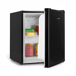 Klarstein Scooby, mini lednička, energetická třída A ++, 40 l, 41 dB, černá